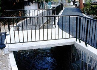 水路蓋、地下貯留槽蓋